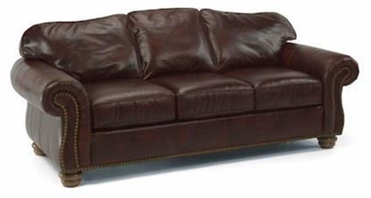 Picture of Bexley Leather Sofa w/ Nails