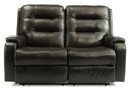 Arlo Power Reclining Leather Loveseat (3810-60M)
